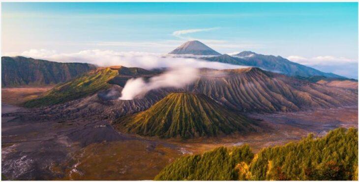 Bromo-Tengger-Semeru National Park, Java, Indonesia