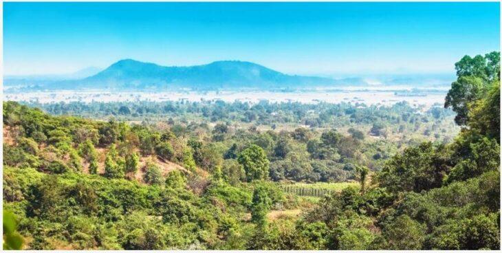 Kepi National Park, Cambodia
