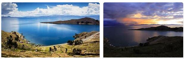 Lake Titicaca - Highest Lake in the World