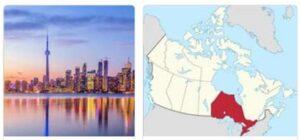 Ontario in Canada