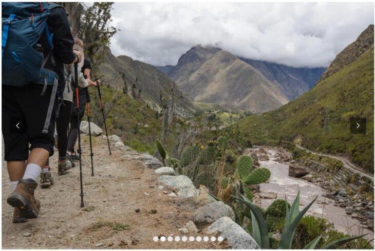 PERU - HIKE ON THE INCA TRAIL 2