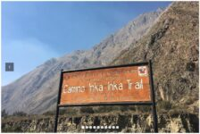 PERU - HIKE ON THE INCA TRAIL