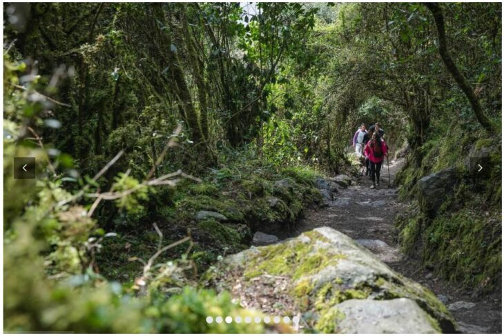 PERU - HIKE ON THE INCA TRAIL 3